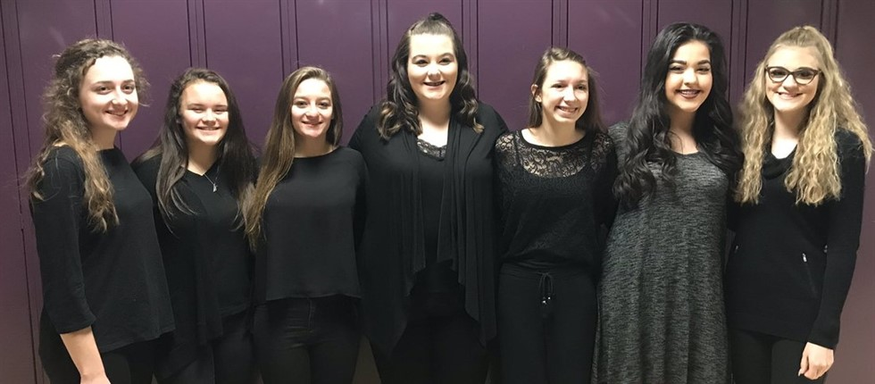 Women's Ensemble OMEA Superior Rating